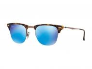 Browline sončna očala - Ray-Ban CLUBMASTER LIGHT RAY RB8056 175/55