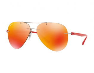 Pilot sončna očala - Ray-Ban RB8058 159/6Q