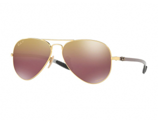 Pilot sončna očala - Ray-Ban RB8317CH 001/6B