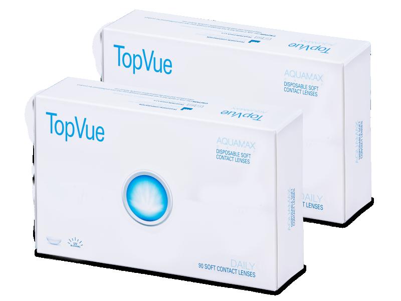 TopVue Daily (180 leč) - Dnevne kontaktne leče