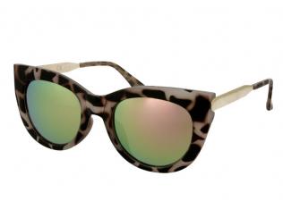 db8fcfc34b Sončna očala Alensa Cat Eye Havana Pink Mirror