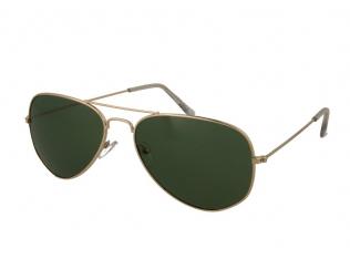 Pilot sončna očala - Sončna očala Alensa Pilot Gold