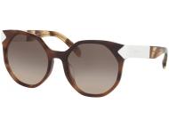 Oversize sončna očala - Prada PR 11TS USG3D0