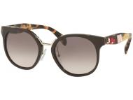Oversize sončna očala - Prada PR 17TS DHO4K0