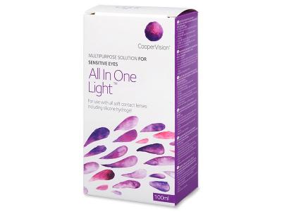 Tekočina za čiščenje - Tekočina All In One Light 100 ml