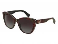 Oversize sončna očala - Dolce & Gabbana DG 4216 29388G