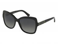 Oversize sončna očala - Dolce & Gabbana DG 4244 501/T3