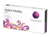 Avaira Vitality Toric (3 leče) - Torične kontaktne leče