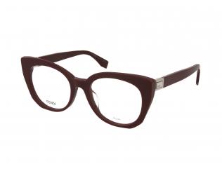 Cat Eye okvirji za očala - Fendi FF 0272 0T7