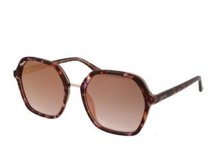 Oversize sončna očala - Guess GU7557 74Z