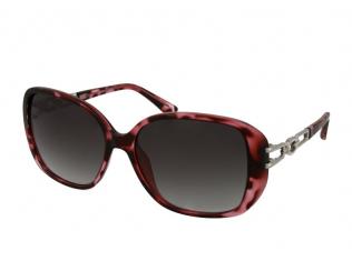 Oversize sončna očala - Guess GU7563-F 74B