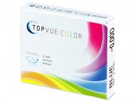 Kontaktne leče TopVue - TopVue Color - brez dioptrije (2leči)