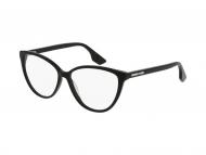 Cat Eye okvirji za očala - Alexander McQueen MQ0063O 001