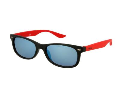 Otroška sončna očala Alensa Sport Black Red Mirror