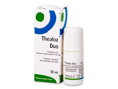 Kapljice za oči Thealoz Duo 10 ml