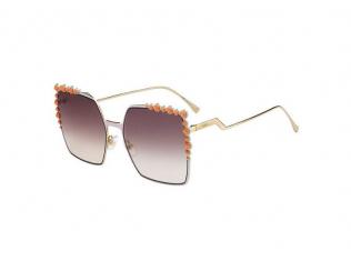 Fendi sončna očala - Fendi FF 0259/S 35J/NQ