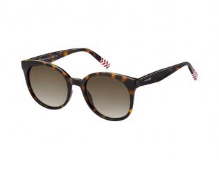 Tommy Hilfiger sončna očala - Tommy Hilfiger TH 1482/S O63/HA