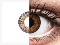 Air Optix Colors - Brown - brez dioptrije (2 leči)
