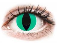 Crazy kontaktne leče - brez dioptrije - ColourVUE Crazy Lens - Anaconda - brez dioptrije (2 leči)