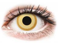 Barvne kontaktne leče brez dioptrije - ColourVUE Crazy Lens - Avatar - brez dioptrije (2 leči)