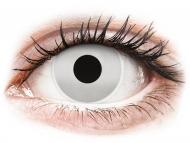 Barvne kontaktne leče brez dioptrije - ColourVUE Crazy Lens - Mirror - brez dioptrije (2 leči)