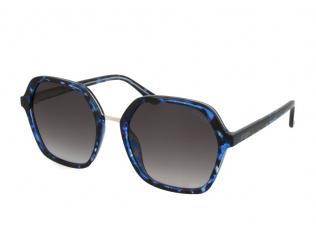 Oversize sončna očala - Guess GU7557 92B