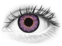 ColourVUE Glamour Violet - brez dioptrije (2 leči)