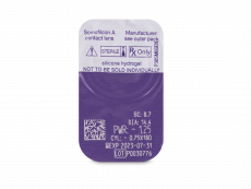 Clariti Toric (6 leč) - Predogled blister embalaže