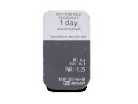 Clariti 1 day (90 leč) - Predogled blister embalaže