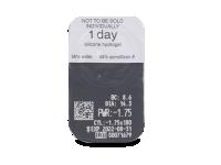Clariti 1 day toric (30 leč) - Predogled blister embalaže