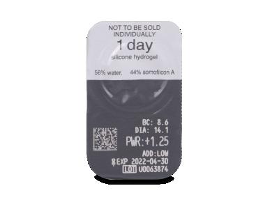 Predogled blister embalaže - Clariti 1 day multifocal (30 leč)