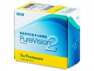 Bausch and Lomb - PureVision 2 for Presbyopia (6 leč)