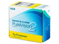 PureVision 2 for Presbyopia (6leč) - Starejši dizajn