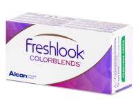 FreshLook ColorBlends Amethyst - brez dioptrije (2 leči)