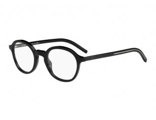 Okrogla okvirji za očala - Christian Dior BLACKTIE234 807