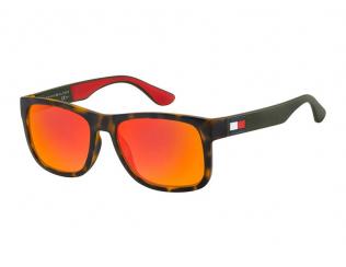 Tommy Hilfiger sončna očala - Tommy Hilfiger TH 1556/S O63/UZ