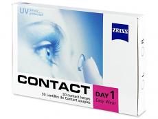 Contact Day 1 (30 leč) - Dnevne kontaktne leče