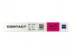 Contact Day 1 (30 leč) - Predogled lastnosti
