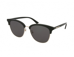 Browline sončna očala - Alexander McQueen MQ0103SK 001