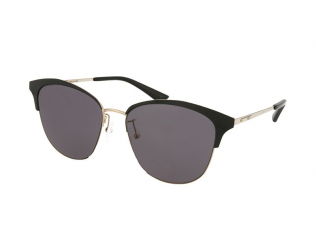Browline sončna očala - Alexander McQueen MQ0106SK 001