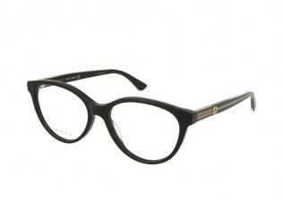 Oval / Elipse okvirji za očala - Gucci GG0379O-001