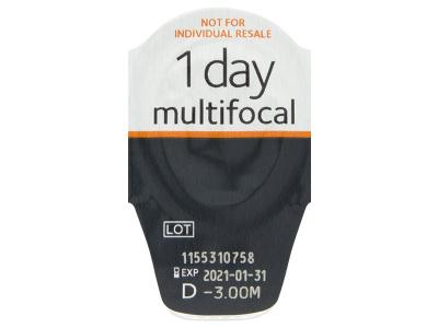 Predogled blister embalaže - Proclear 1 Day multifocal (30leč)