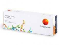Proclear 1 Day multifocal (30leč) - Multifokalne kontaktne leče