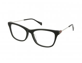 Cat Eye okvirji za očala - Crullé 17427 C4