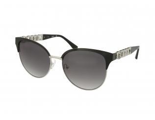 Browline sončna očala - Guess GU7572 05B