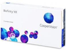 Biofinity XR (3 leče) - Mesečne kontaktne leče