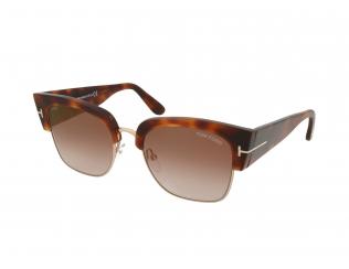 Browline sončna očala - Tom Ford DAKOTA FT0554 53G