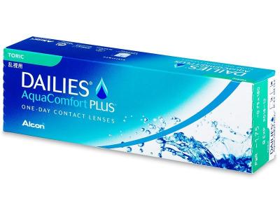 Torične kontaktne leče - Dailies AquaComfort Plus Toric (30leč)
