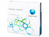 CooperVision - Biomedics 1 Day Extra (90leč)
