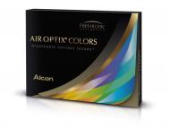Kontaktne leče Alcon - Air Optix Colors - z dioptrijo (2 leči)